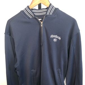 Reebok Quarter-Zip Pullover